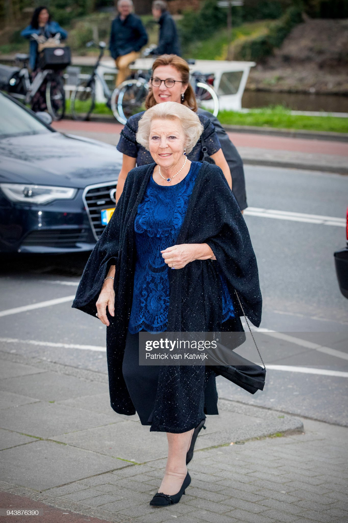 Dutch Royal Family Attends  Kingsday Concert In Groningen : News Photo