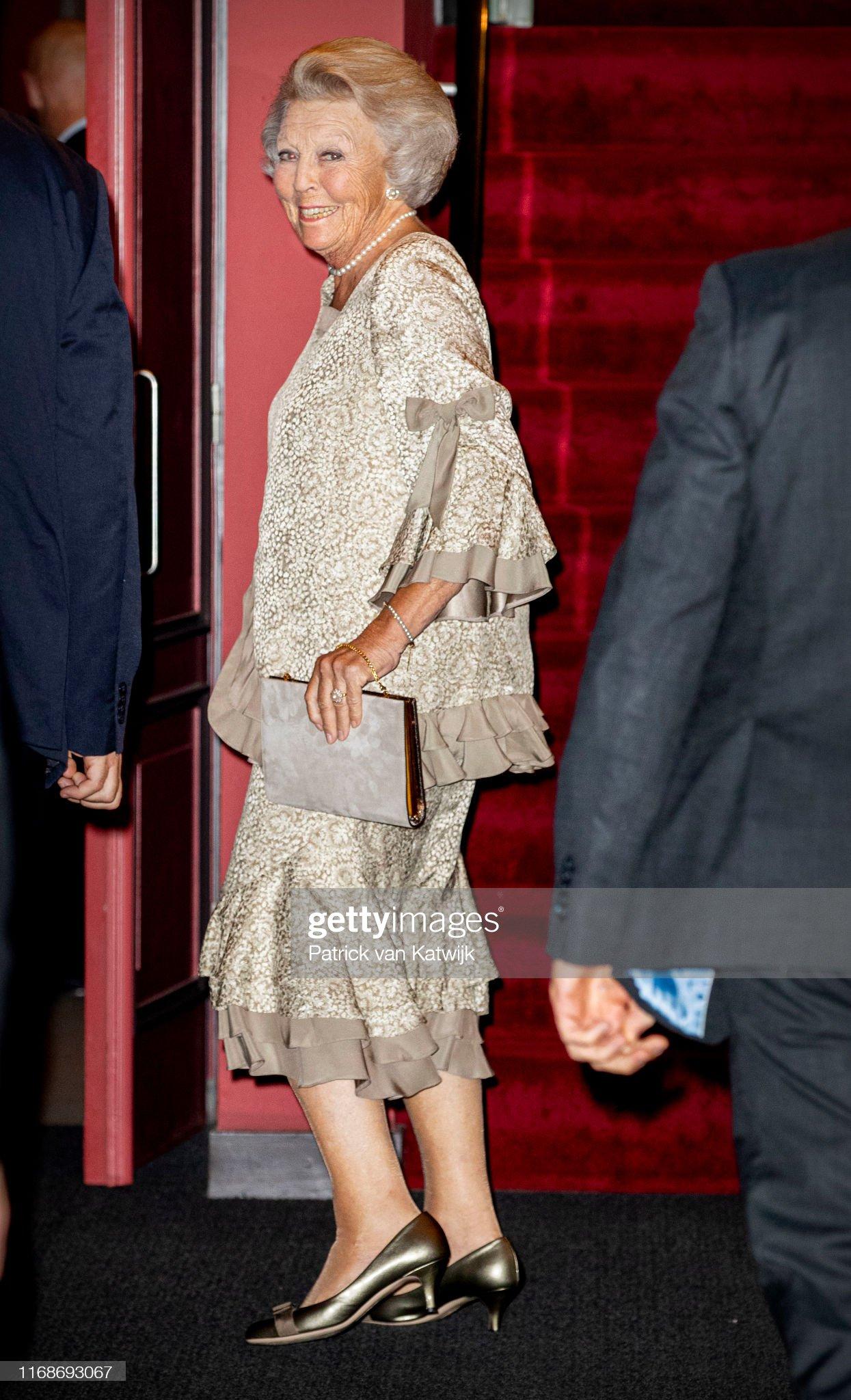 Dutch Royal Family Attends Princess Irene's Birthday : News Photo