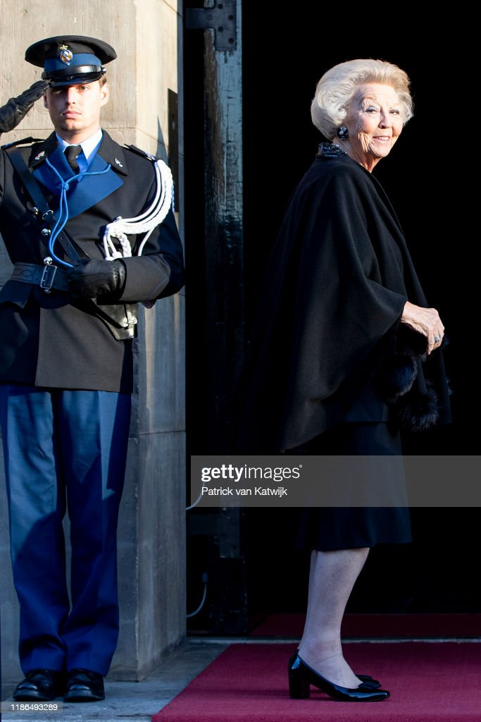 Dutch Royal Family Attends Prince Claus Award Ceremony In Amsterdam : News Photo