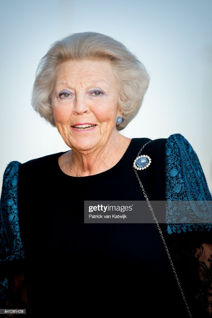 """Princess Beatrix Of The Netherlands Visits Dance Event """"Free to Move"""" In The Hague : News Photo"""