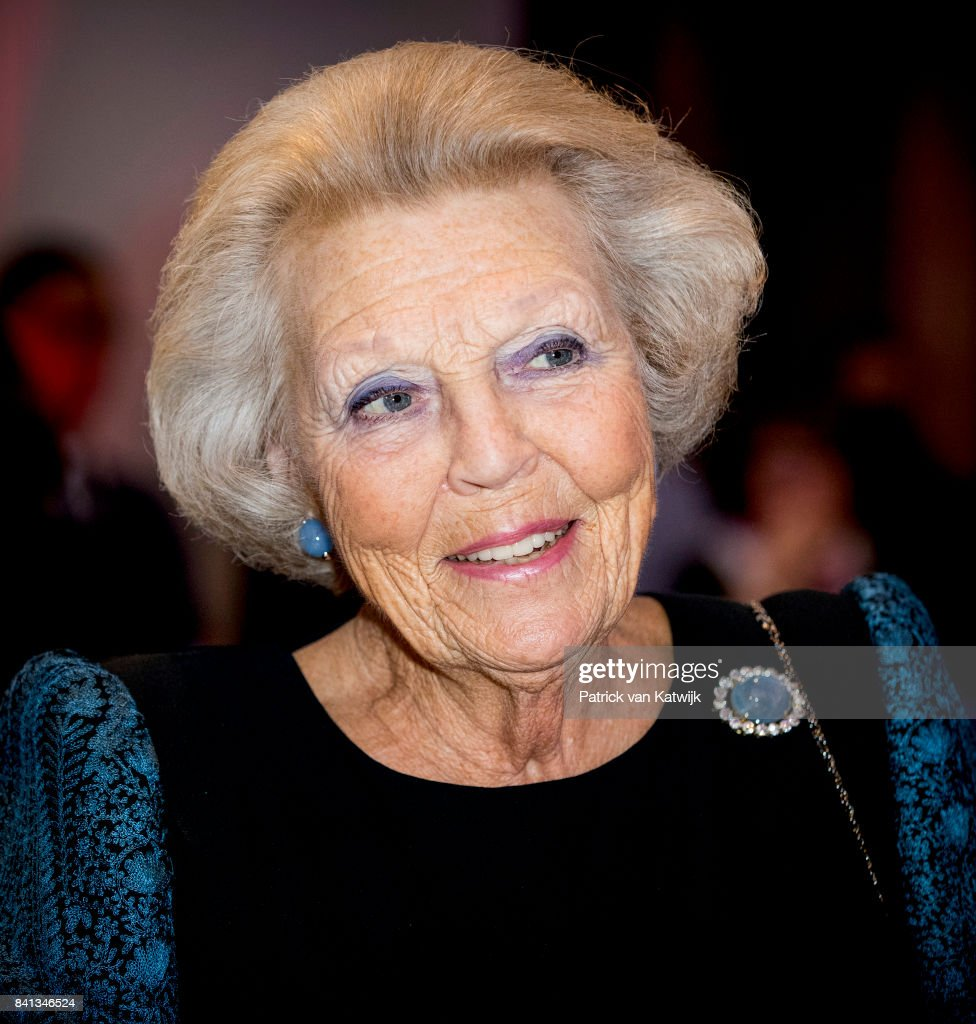 "Princess Beatrix Of The Netherlands Visits Dance Event ""Free to Move"" In The Hague"
