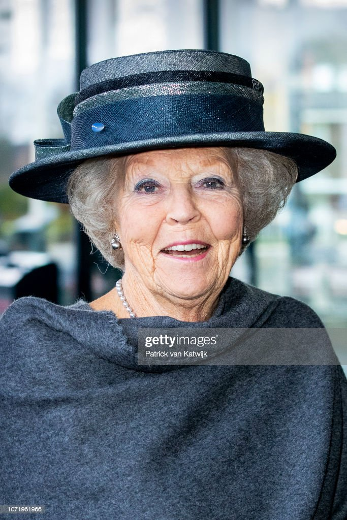 Princess Beatrix presents new name Sensoor : News Photo