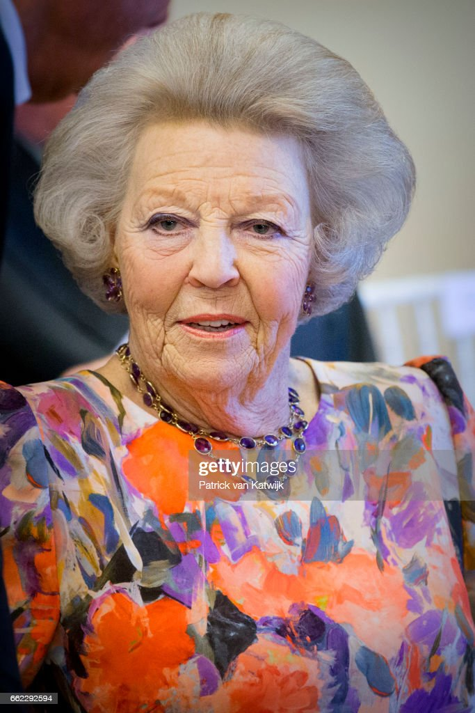 Princess Beatrix Of The Netherlands  Visits Aruba  : Day Two