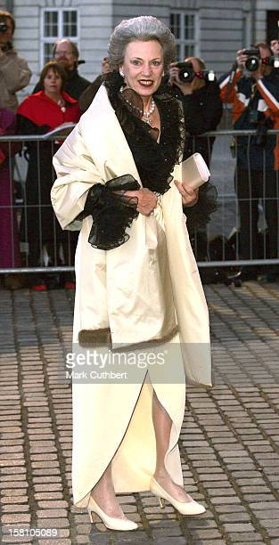 Princess Benedicte Of Denmark Attends The Gala Premiere Of The Fantasia 'Raddish Stuffed Cabbage' At The Royal Danish Theatre During The Hans...