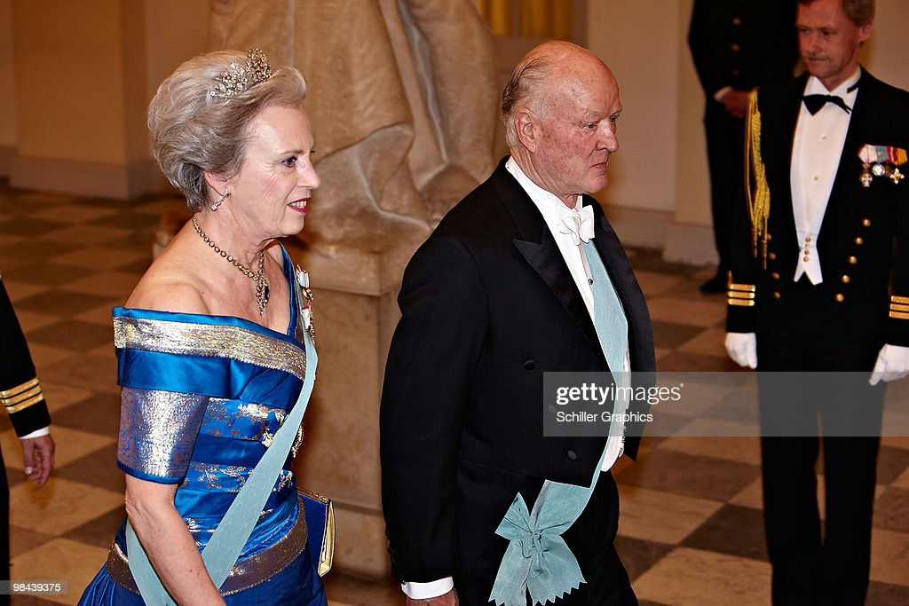 Queen Margrethe 70th Birthday Celebrations - Day 1 : News Photo