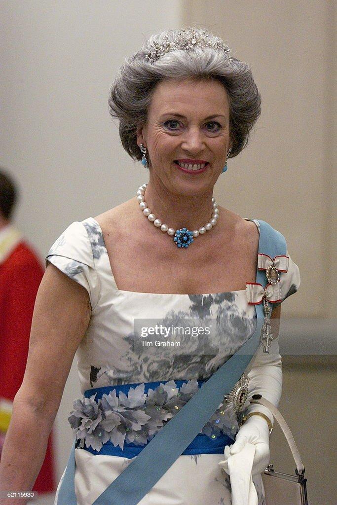 Princess Benedikte Of Denmark : News Photo
