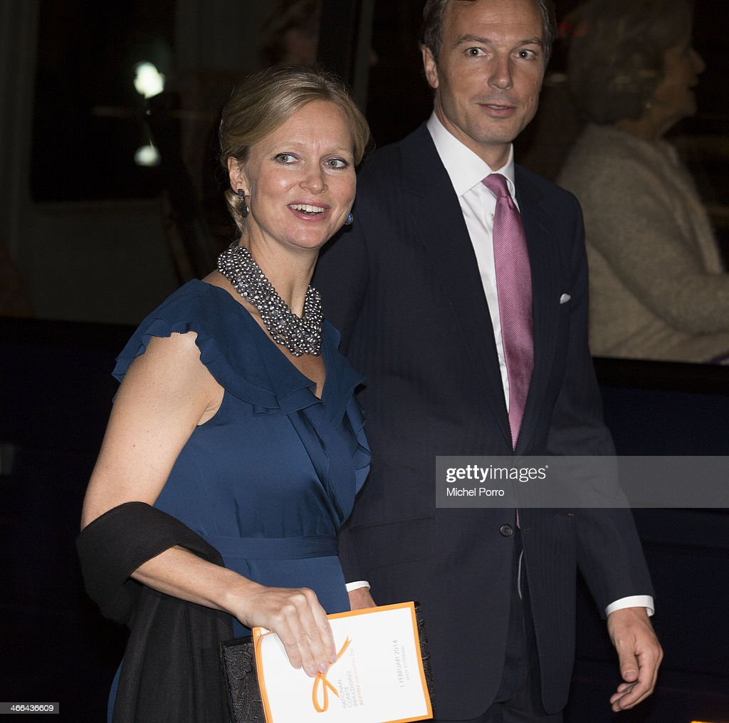 Netherlands Royal Family Attend A Celebration Of Princess Beatrix's Reign : News Photo