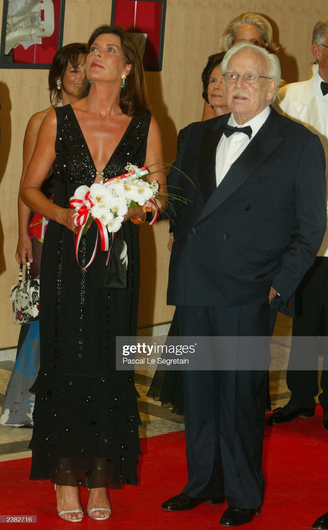 55th Red Cross Gala In Monte Carlo : News Photo