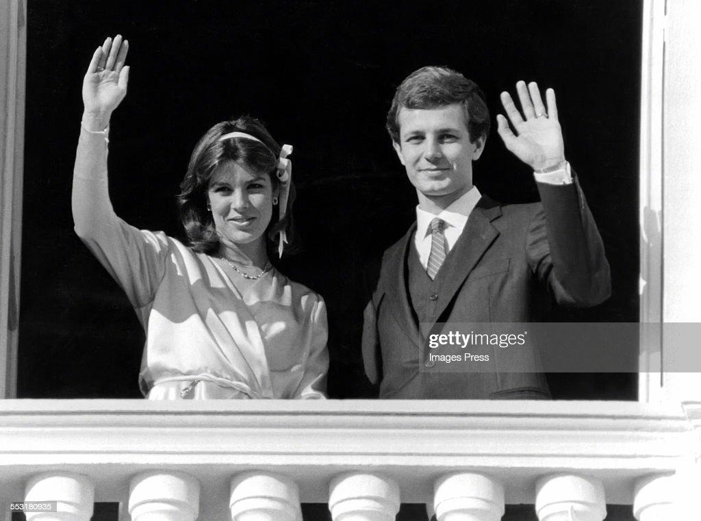 Wedding of Princess Caroline and Stefano Casiraghi : News Photo