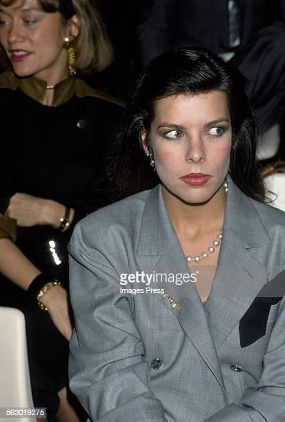 Princess Caroline circa 1985.