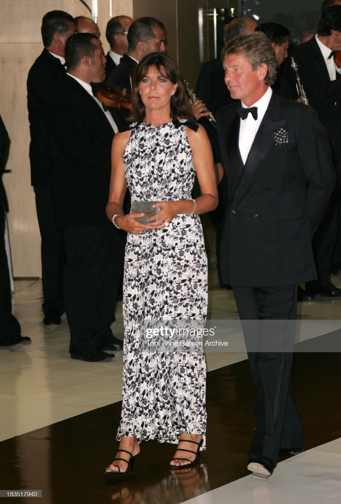 2005 Monaco Red Cross Ball - Arrivals : News Photo