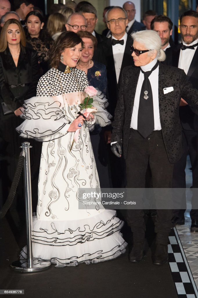 Rose Ball 2017 To Benefit The Princess Grace Foundation In Monaco : News Photo