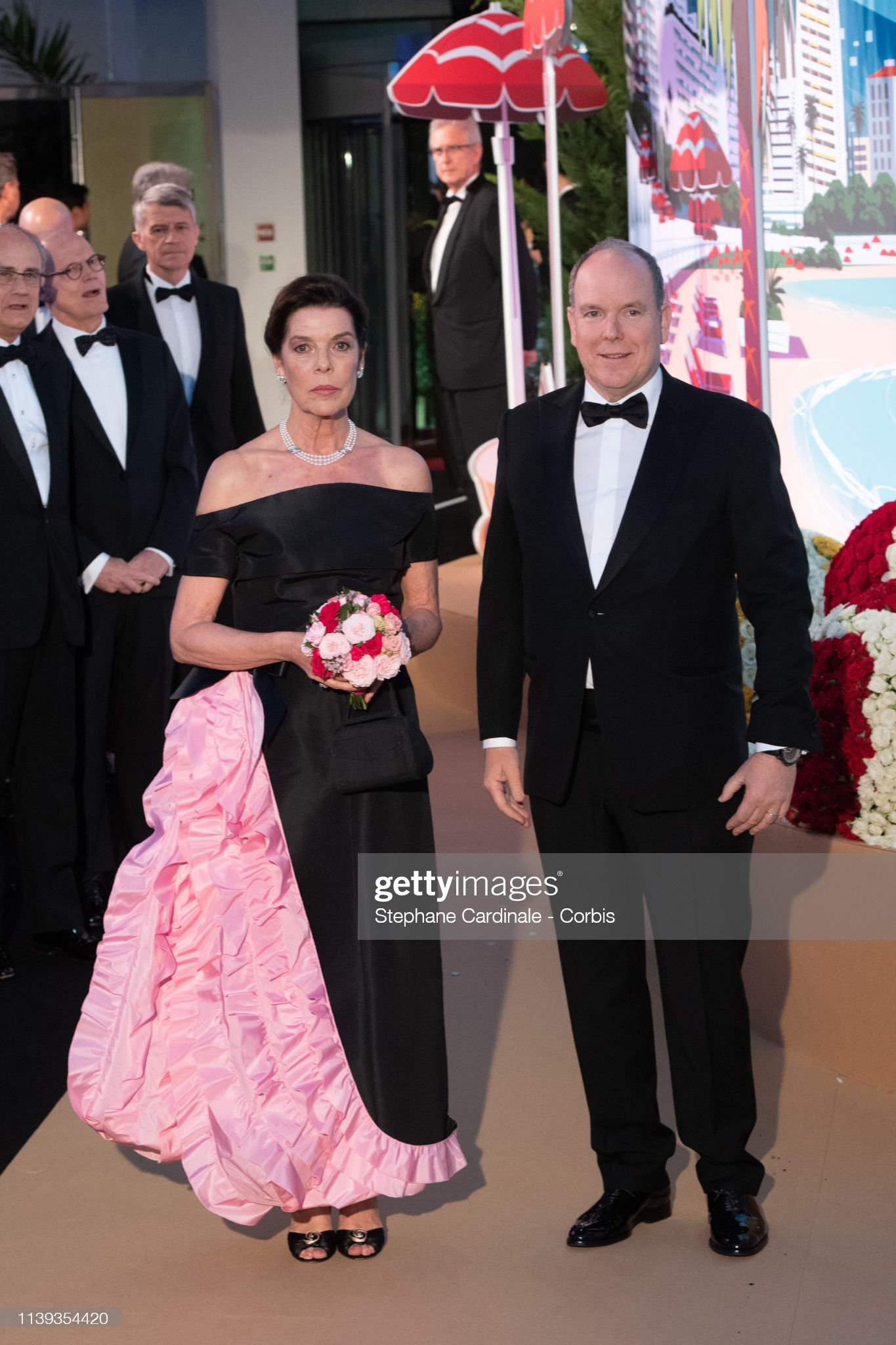 Rose Ball 2019 To Benefit The Princess Grace Foundation In Monaco : News Photo