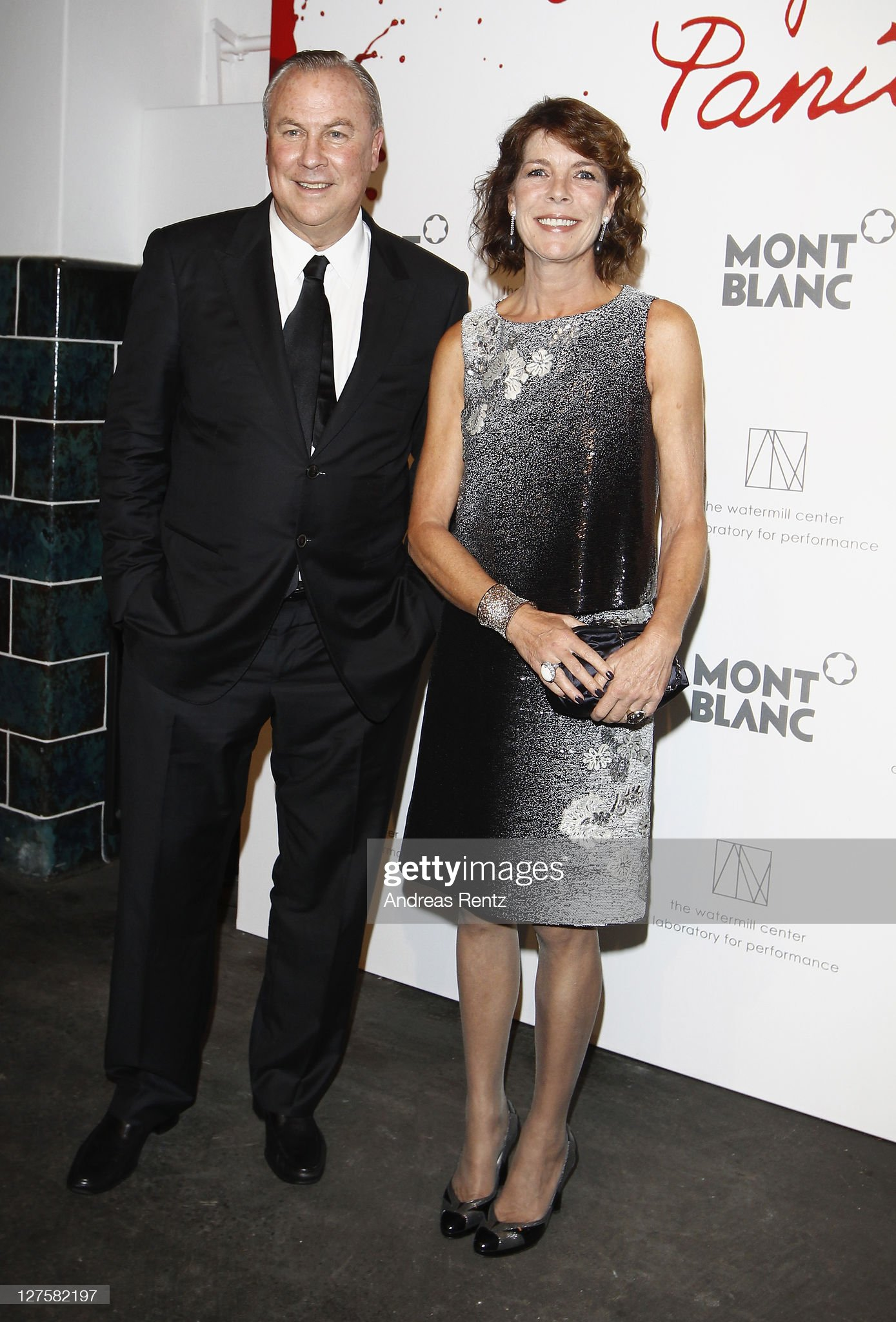 "Montblanc Hosts ""Voluptuous Panic"" Robert Wilson 70th Birthday Dinner : News Photo"