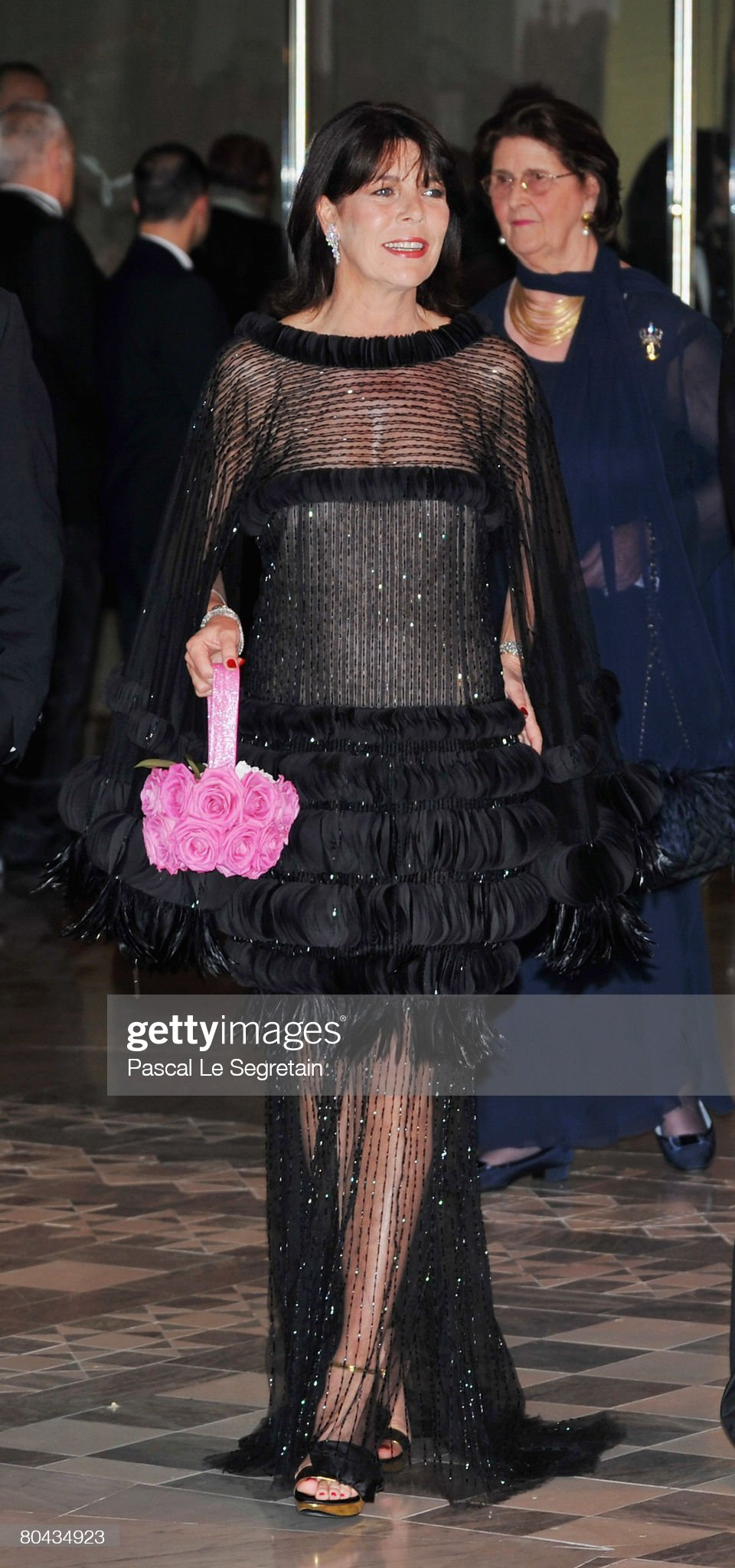 2008 Monte Carlo Rose Ball 'Movida' : News Photo