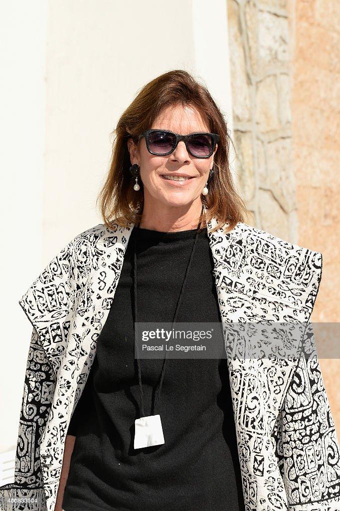 Art Exhibition At Villa Sauber In Monte Carlo : Foto di attualità