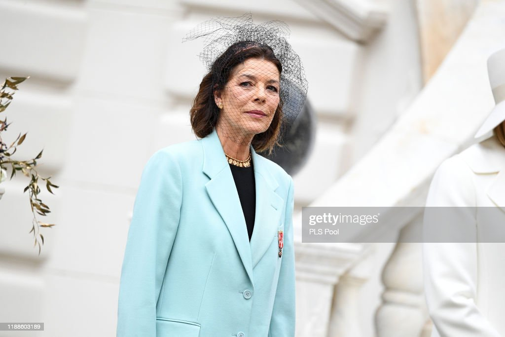 Monaco National Day 2019 : News Photo