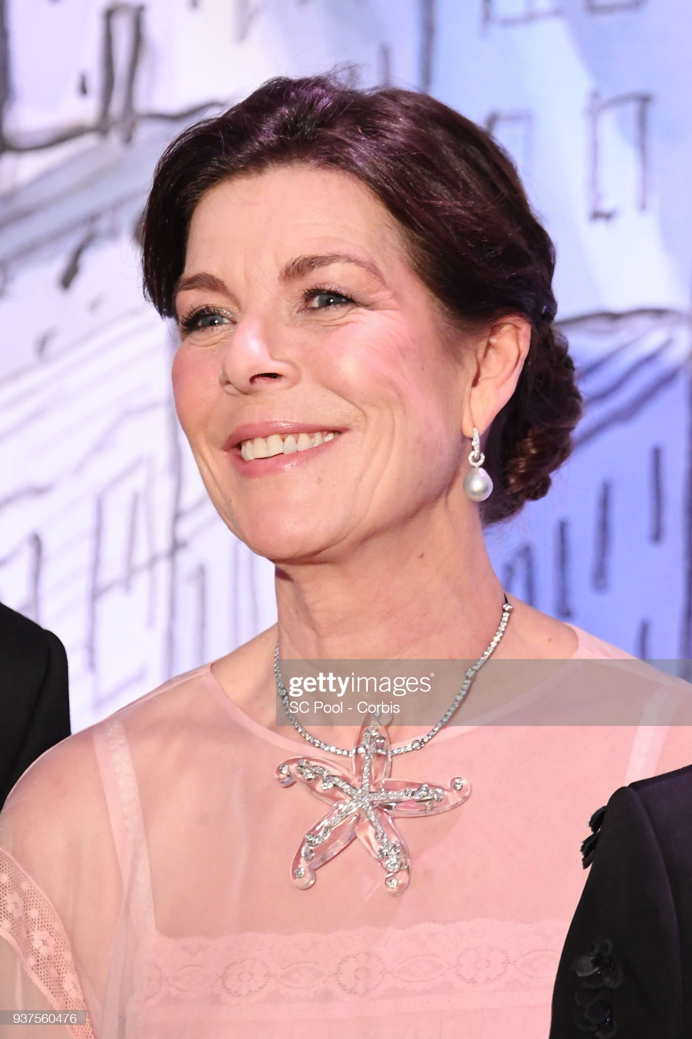 Rose Ball 2018 To Benefit The Princess Grace Foundation In Monaco : News Photo