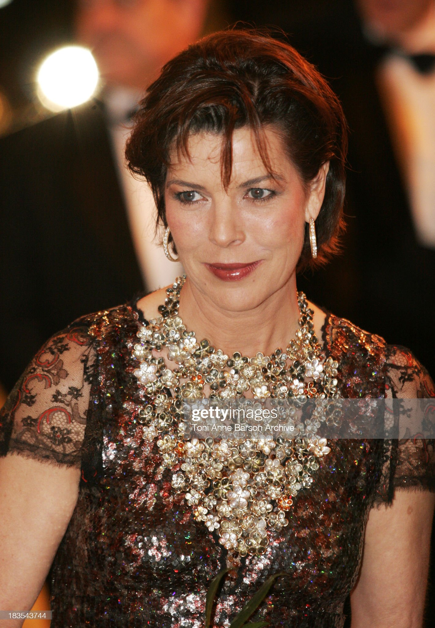 2007 Tziganie Monte Carlo Rose Ball : News Photo