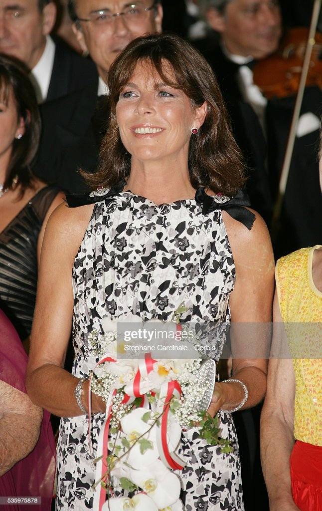 HRH Princess Caroline of Hanover.
