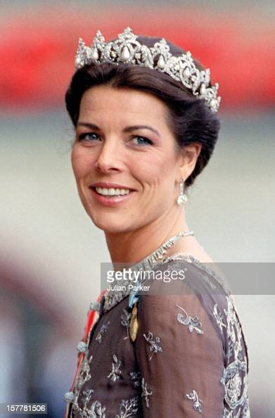 Princess Caroline Of Monaco Attends A Performance Of The