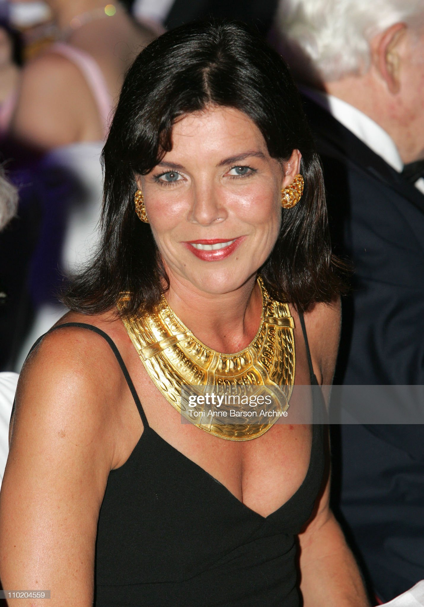 Monaco Red Cross Ball 2004 - Dinner : News Photo