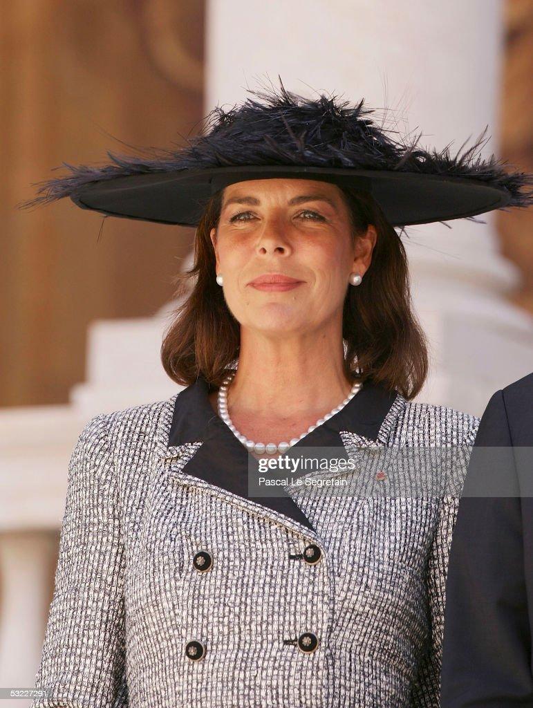 Prince Albert II - Official Enthronement : News Photo