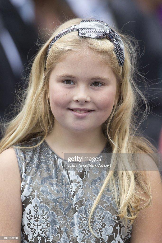 The Wedding Of HRH Prince Jaime de Bourbon Parme And Viktoria Cservenyak : Nieuwsfoto's