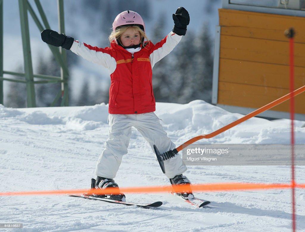 Dutch Royal Family Annual Winter Photocall : Nieuwsfoto's