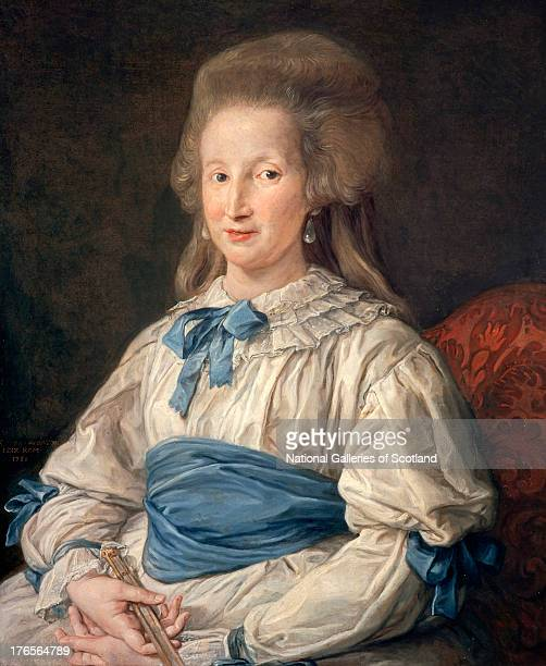Princess Cecilia Mahony Giustiniani by Pompeo Girolamo Batoni 1785 Oil on canvas Purchased with the assistance of the Art Fund 1978'