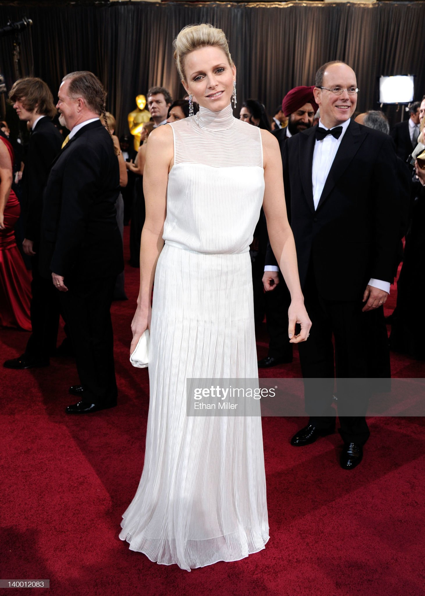 84th Annual Academy Awards - Arrivals : News Photo