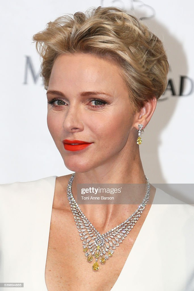 56th Monte Carlo TV Festival : Opening Ceremony : News Photo