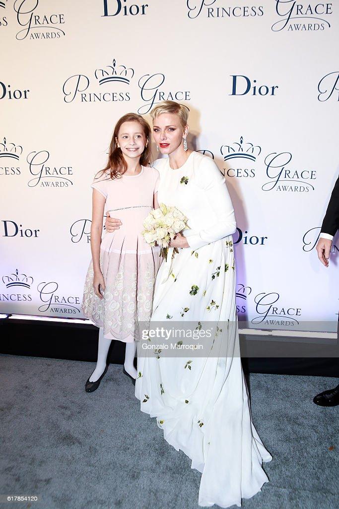 2016 Princess Grace Awards Gala : News Photo