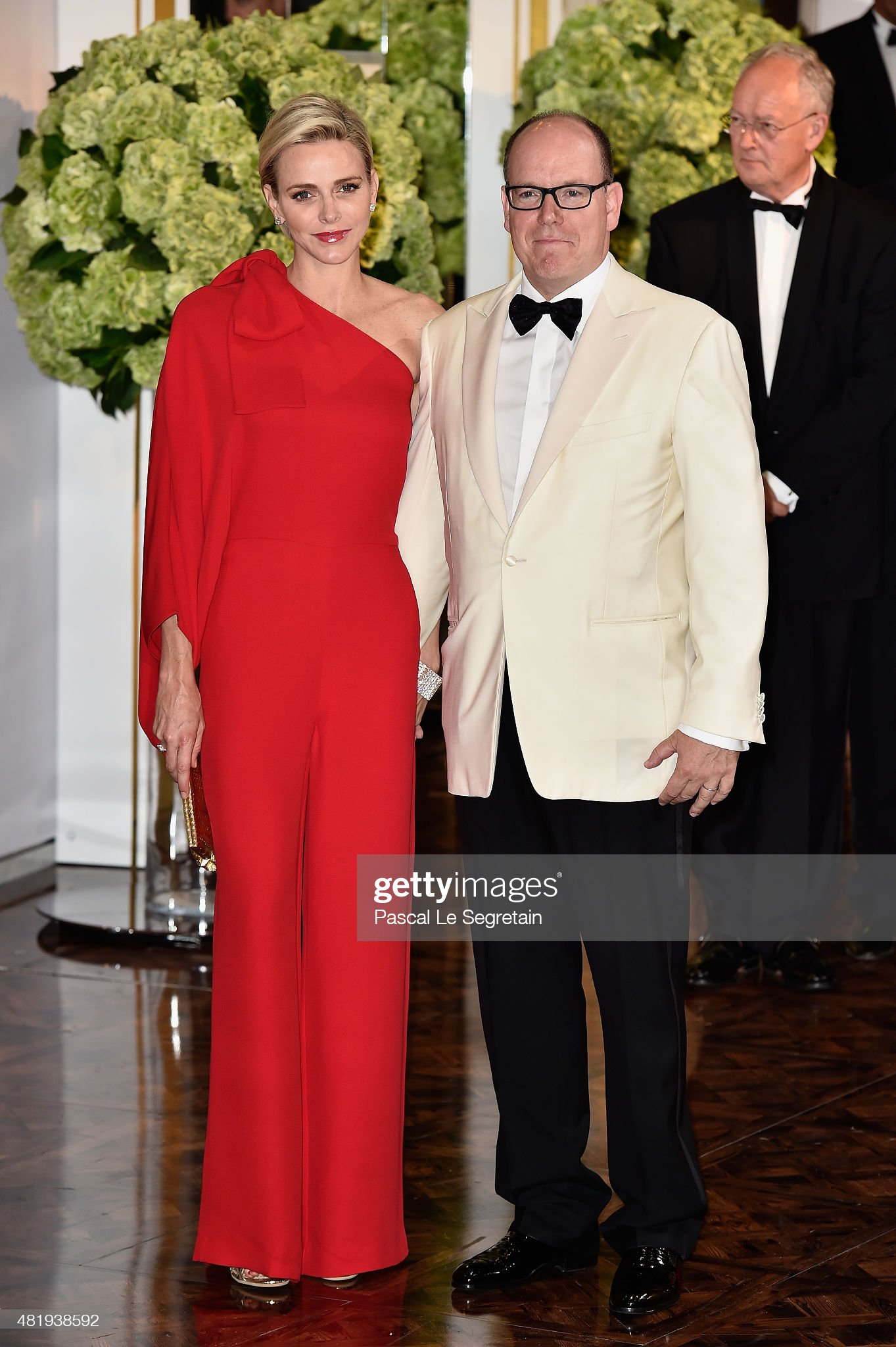 Monaco Red Cross Ball Gala : News Photo