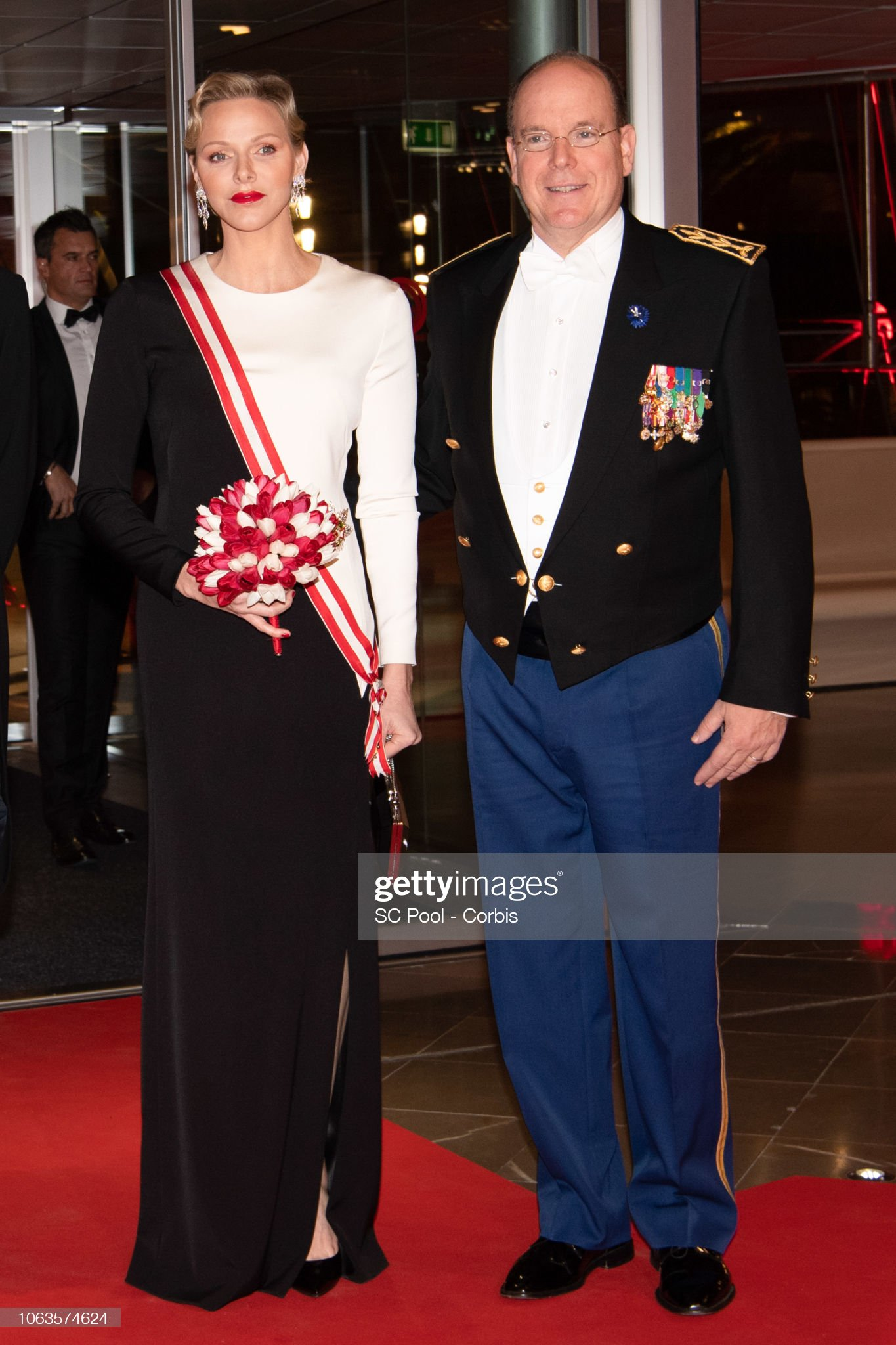 Monaco National Day 2018 : News Photo