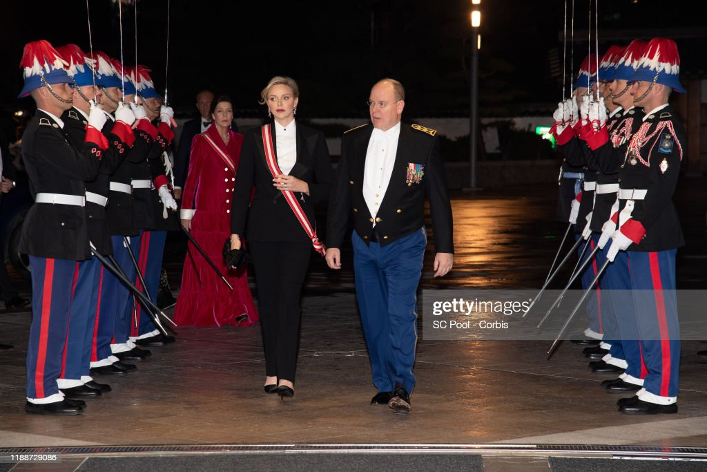 Gala At the Opera - Monaco National Day 2019 : Nachrichtenfoto