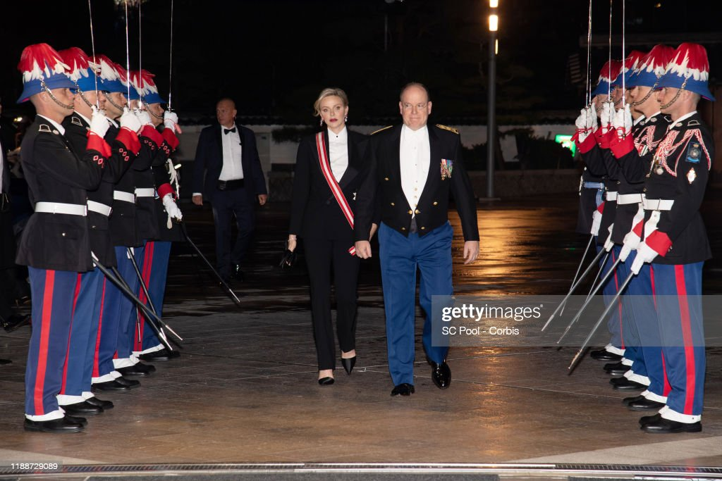 Gala At the Opera - Monaco National Day 2019 : News Photo