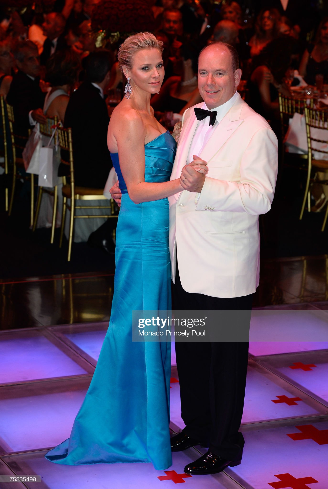 65th Monaco Red Cross Ball Gala : News Photo