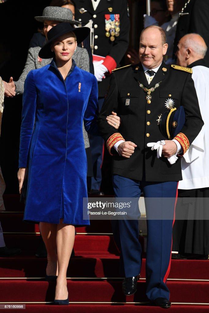 Monaco National Day 2017 : News Photo