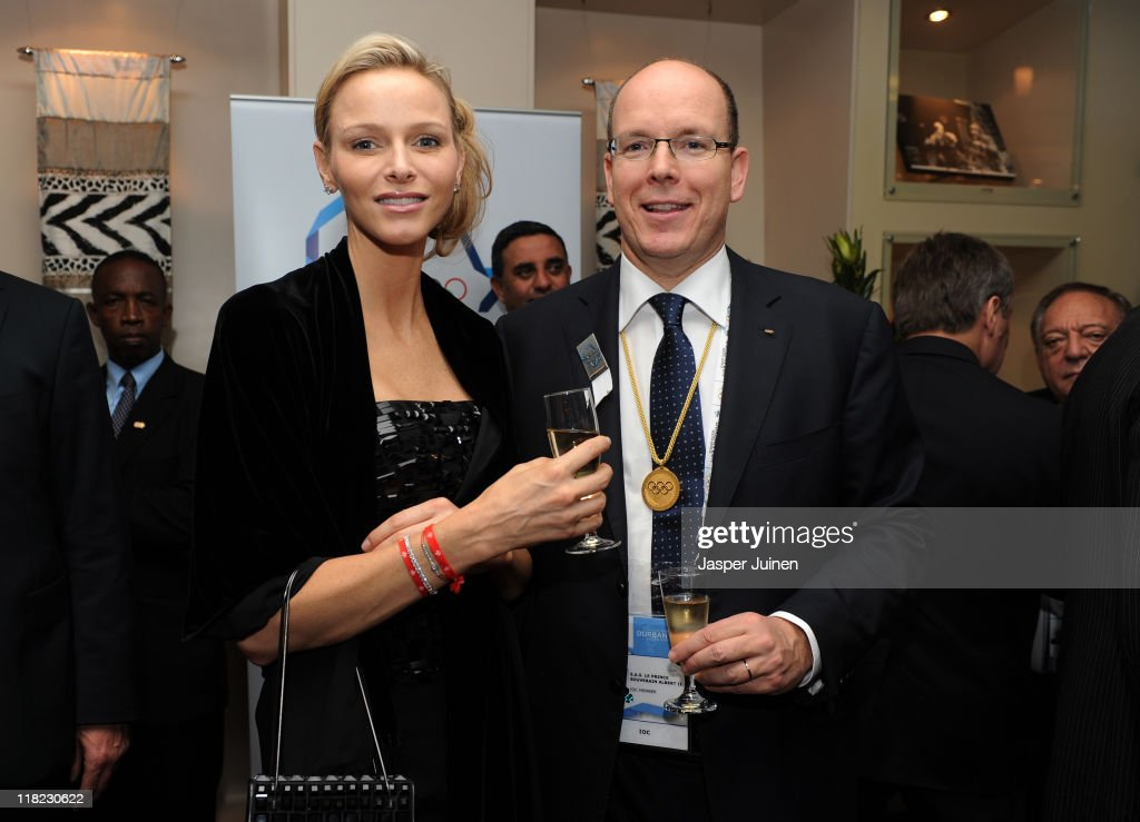 123rd IOC Session Durban 2011 : News Photo