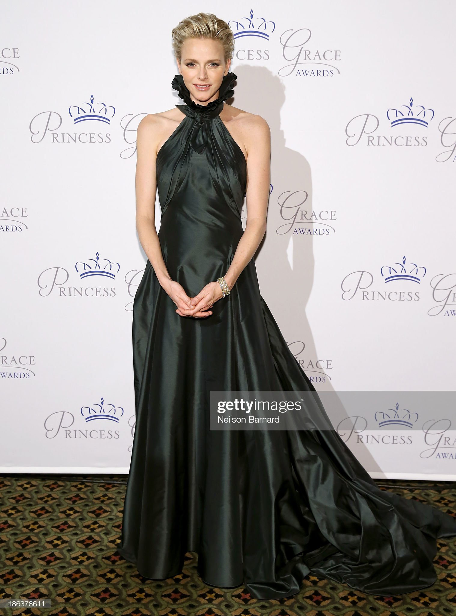 2013 Princess Grace Awards Gala - Inside Arrivals : News Photo