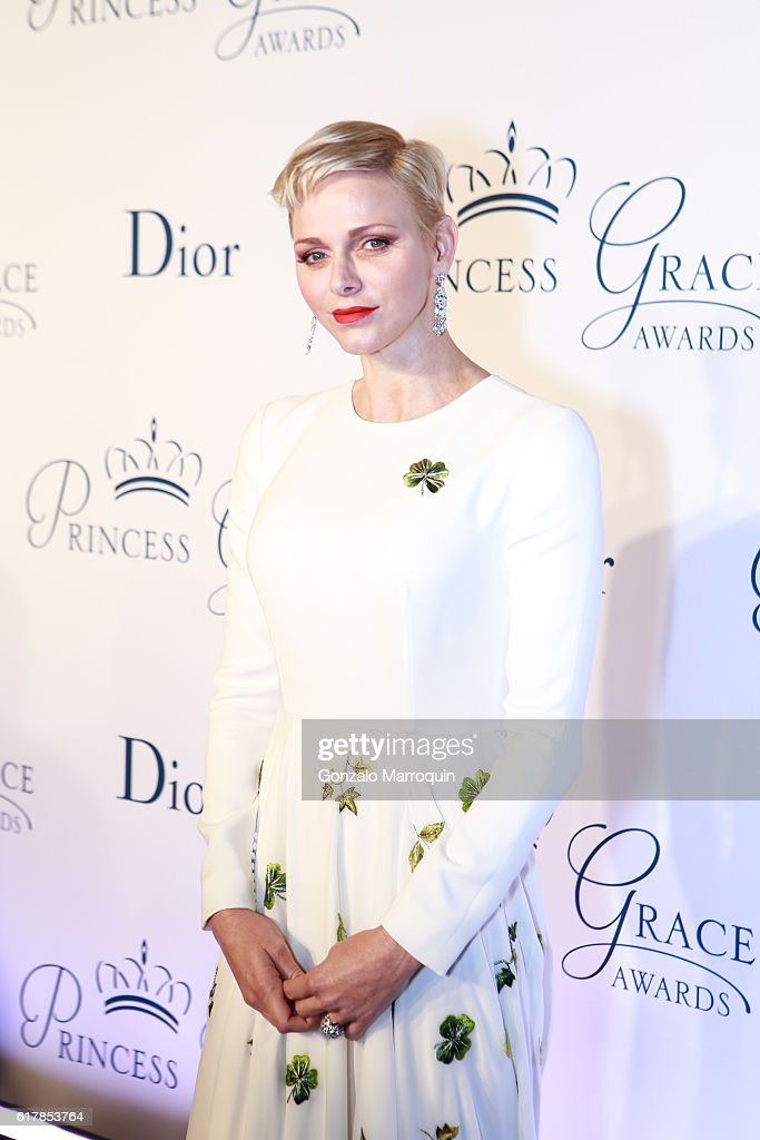 2016 Princess Grace Awards Gala : Nachrichtenfoto