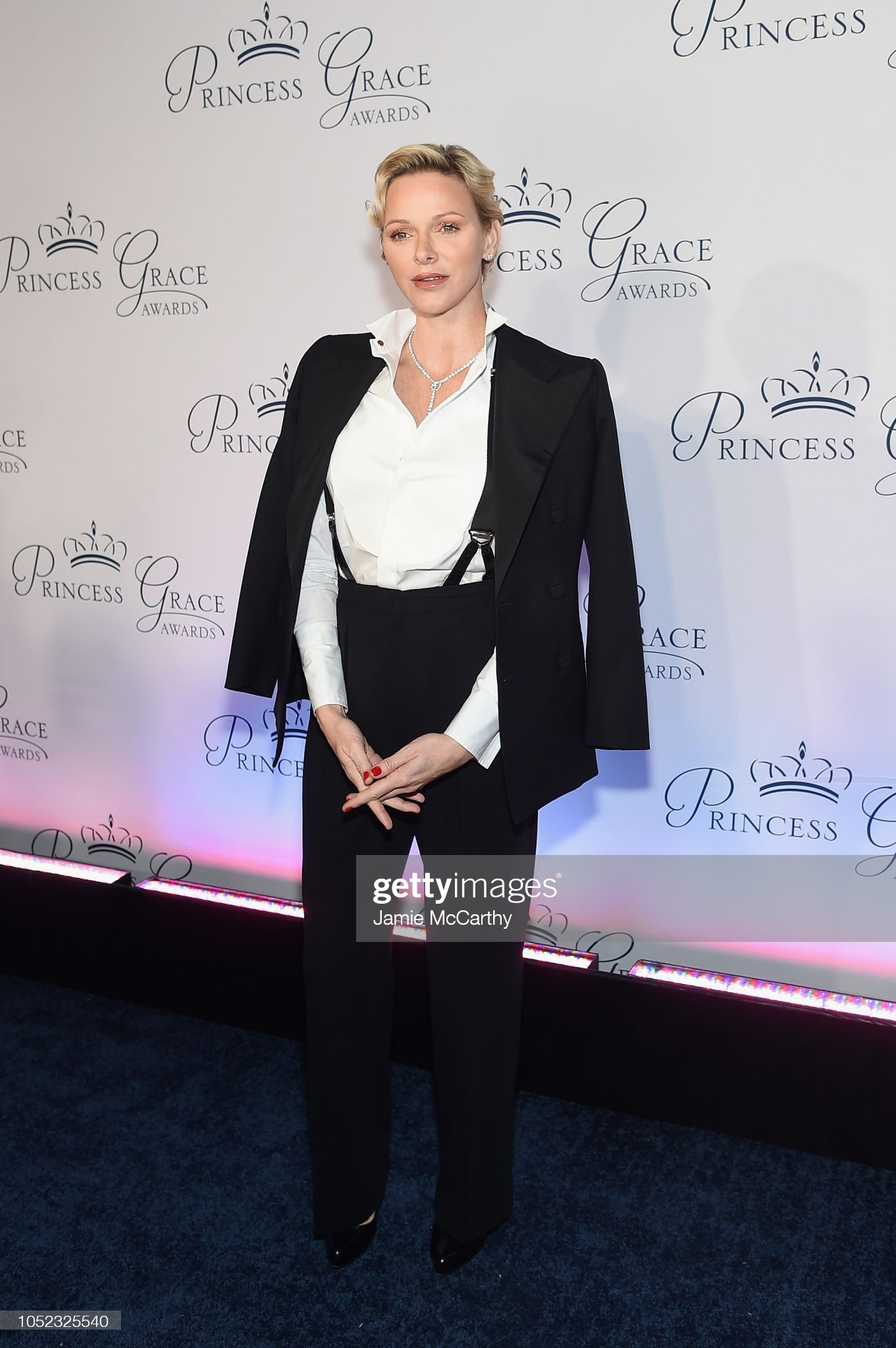 2018 Princess Grace Awards Gala - Arrivals : News Photo