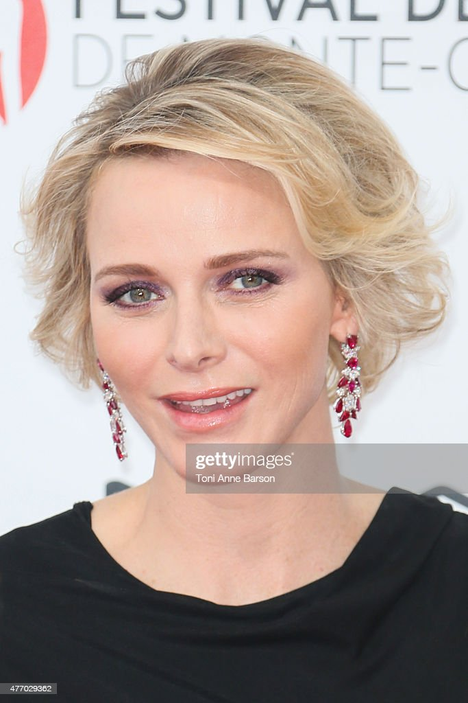 55th Monte Carlo TV Festival : Opening Ceremony : News Photo