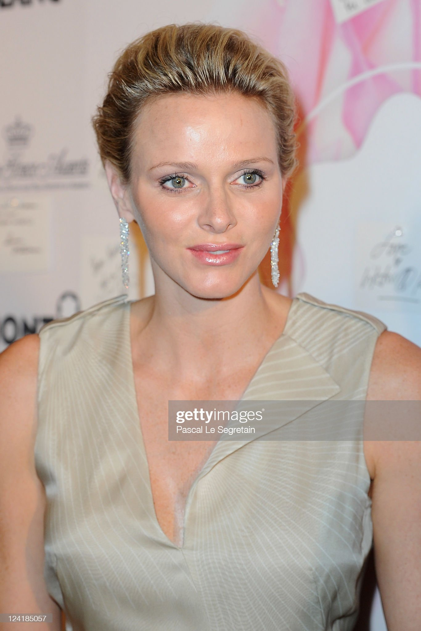 "Red Carpet Arrivals - Montblanc ""Collection Princesse Grace de Monaco"" World Premiere Presentation : News Photo"