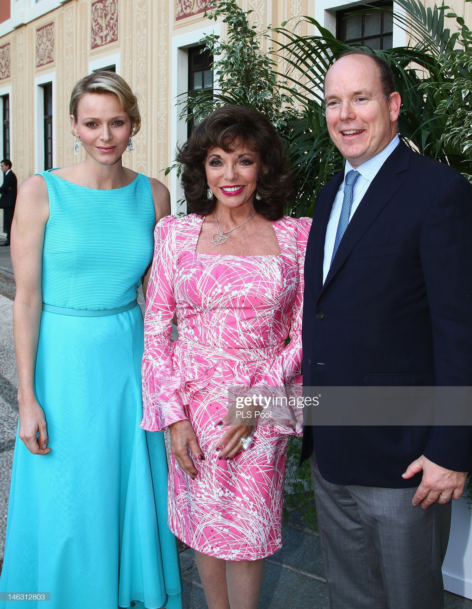 52nd Monte Carlo TV Festival - Cocktail Party At Monaco Palace : News Photo