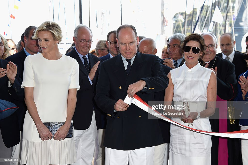 Monaco Yacht Club (YCM): Opening In Monte-Carlo : News Photo