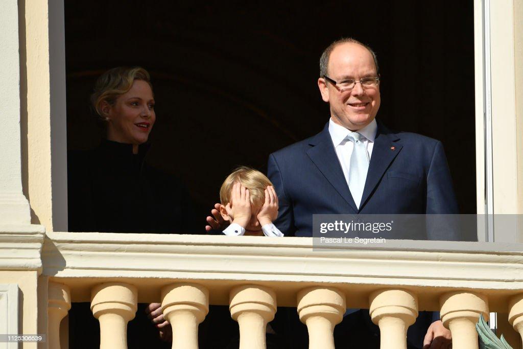 Celebration Of The Sainte-Devote In Monaco : Nachrichtenfoto