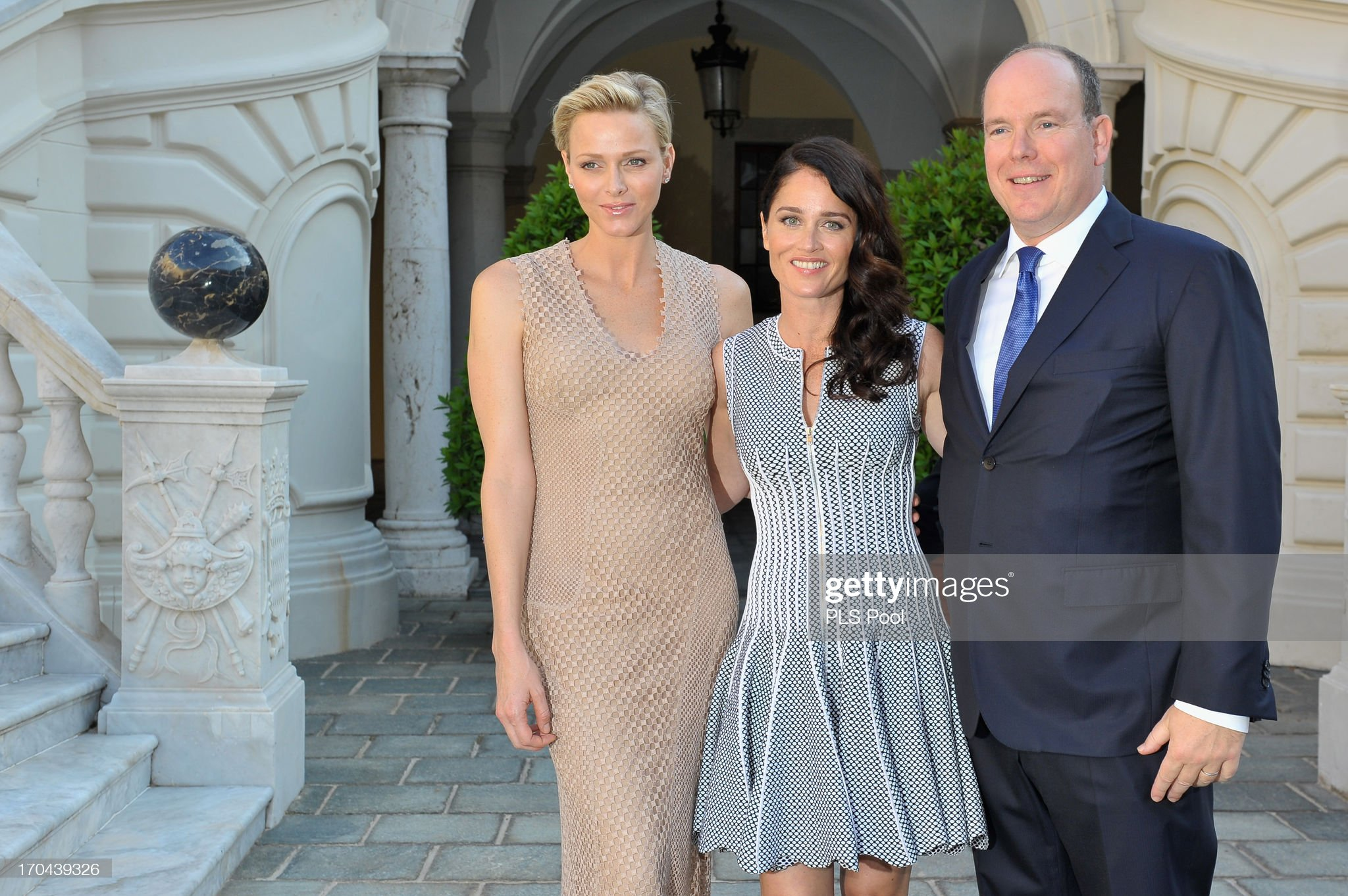 53rd Monte Carlo TV Festival : Party At The Monaco Palace : News Photo