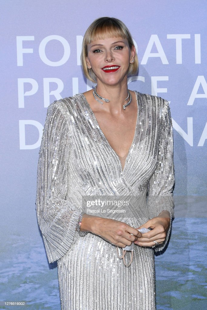 Monte-Carlo Gala For Planetary Health : Photocall : News Photo
